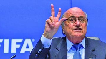 El salario mensual de Blatter era de $us 300 mil