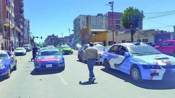 Potosí asiste con cuatro pilotos a la primera carrera de la gestión