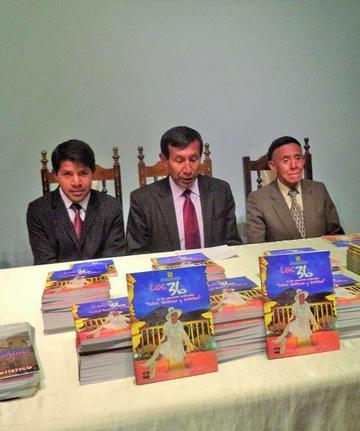 Presentan libro que resume resultados de concursos