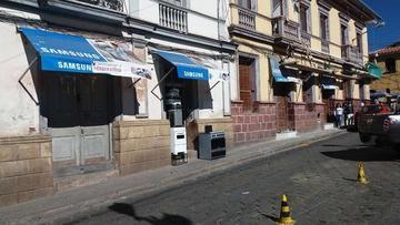 Continuará el retiro de los letreros del centro histórico