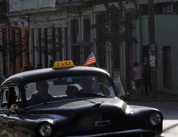 Cubanos esperan hoy  al presidente de EE.UU. Barack Obama