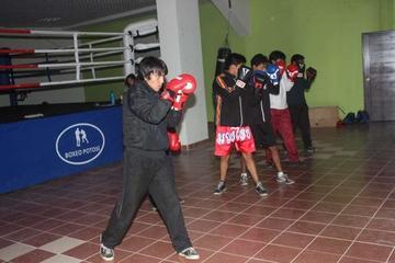 Potosí participará en el torneo nacional de boxeo