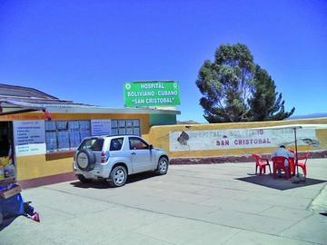 El Hospital San Cristóbal detectó un alto índice de lesiones cancerígenas
