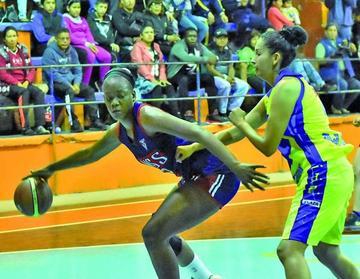 San Simón gana la segunda Final de la Libobasquet en damas