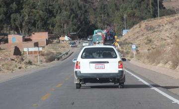 Tránsito anuncia férreo control en caminos