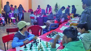 Potosí es sede del nacional de ajedrez