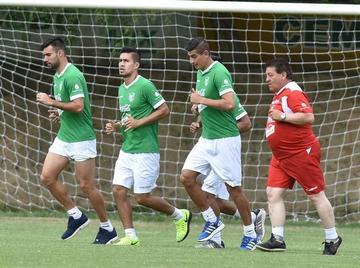La Verde presentará cambios para jugar ante Argentina