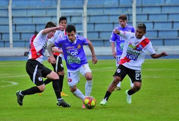 Toresani y Malvestiti rinden su primera prueba en Potosí