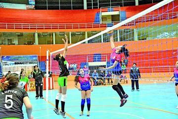 Santa Rosa vence a Lupita y se corona campeón de voleibol