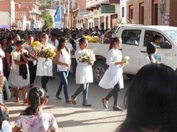 Camargo: consternación por el brutal asesinato de una adolescente