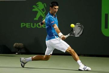 Djokovic pasa a octavos de final del Masters 1.000 de Miami