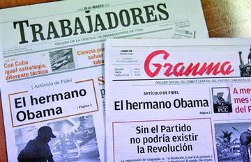 Fidel Castro responde a Obama que Cuba no necesita regalos