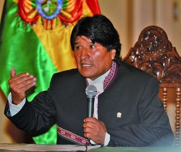 Morales: retiro de Chile del Pacto de Bogotá sería una confesión de derrota