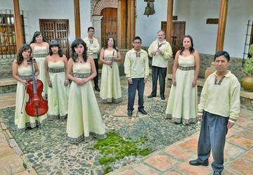 Musicvm  Unayay va a festival de Chiquitos