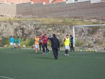 Nacional trabajará en jugadas a balón parado