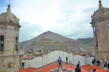 La historia detrás del  Cerro Rico de Potosí