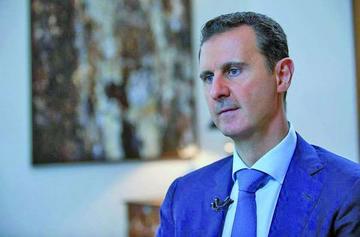 Rusia y Siria atacan Homs y Al Asad pide mayor lucha