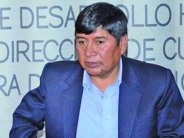 El alcalde subrogante  justifica viaje al Silala