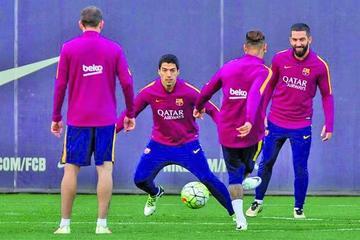 Barcelona quiere consolidar su liderazgo ante el Real Madrid