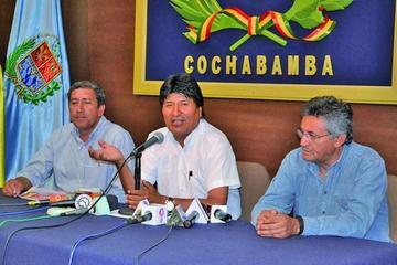 Bolivia está lista para organizar un Mundial