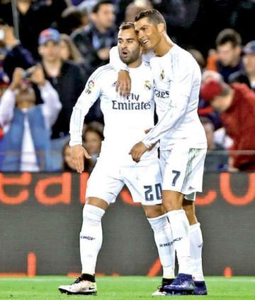 Real Madrid gana el derbi español