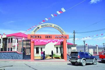 Causan destrozos en apertura del complejo de Pampa Ingenio