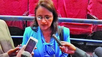 Valdivia: el objetivo de Zapata es generar desconfianza en Morales