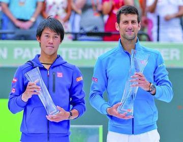 Djokovic se corona en el Abierto de Miami