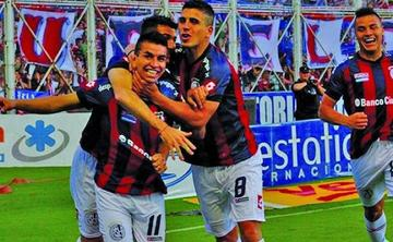 San Lorenzo reacciona y vence a Belgrano