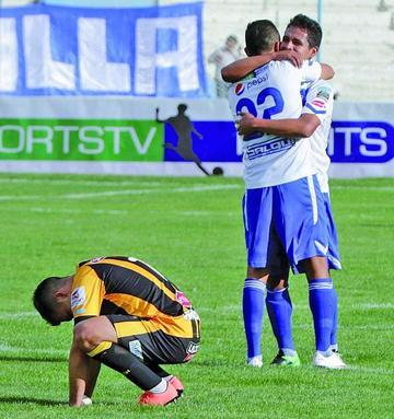 San José deja herido al Tigre