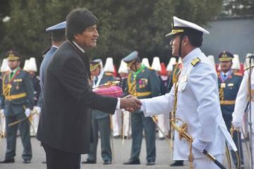 Los mejores militares integrarán la comisión de defensa del Silala
