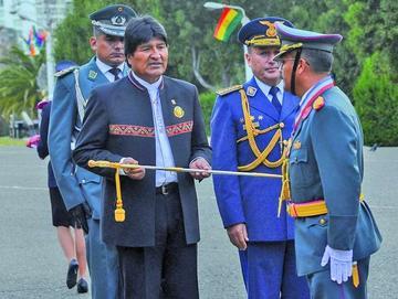 """Sumarán a """"mejores militares"""" al equipo de defensa del Silala"""