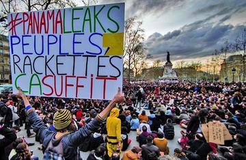 """""""Papeles de Panamá"""" develan ilegalidades de los poderosos"""