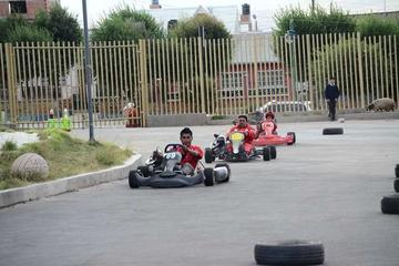 La carrera de karting tendrá a 20 pilotos