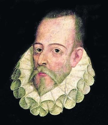 Recordarán 400 años de la muerte de Cervantes