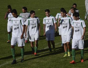 Bolivia desciende al puesto 79 en el ranking FIFA