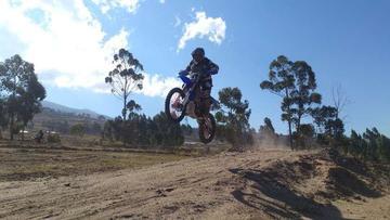 Chaquí es sede de la primera fecha del departamental de motociclismo