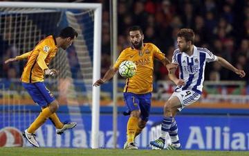 Barcelona vuelve a caer contra la Real Sociedad