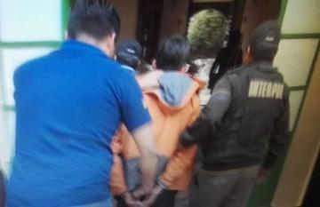 Interpol detuvo a un presunto violador