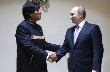 Acuerdan exención de visado para viaje entre bolivianos y rusos