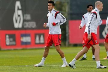 Benfica sueña con avanzar esta tarde a la otra fase