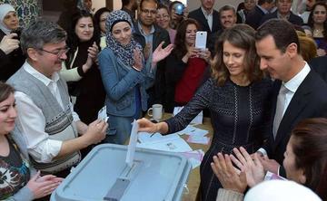 Hubo desigual afluencia de votantes en las legislativas en Damasco