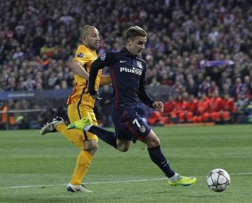 Atlético elimina al Barcelona