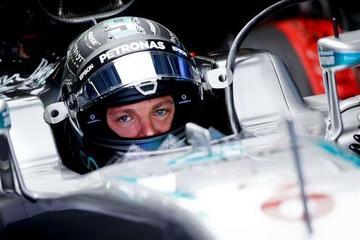 Rosberg liderá los entrenamientos en China