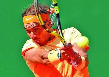 Nadal gana a Murray y avanza a la final en Montecarlo