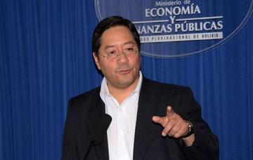 Arce participa de Reuniones de Primavera del FMI y BM