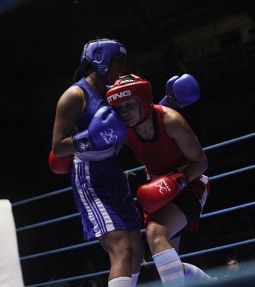 Bolivia queda segunda en el torneo Continental de Boxeo