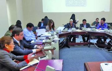 Caso CAMC: comisión decide citar a Patzi, Cocarico y un exministro