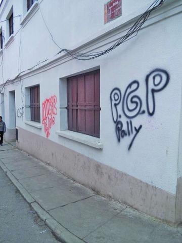 Impulsarán acciones para evitar grafitis en edificios