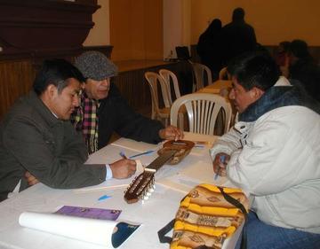 El encuentro de investigadores del charango prevé cuidar el patrimonio